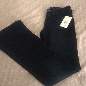 Never worn dark-wash Seven jeans